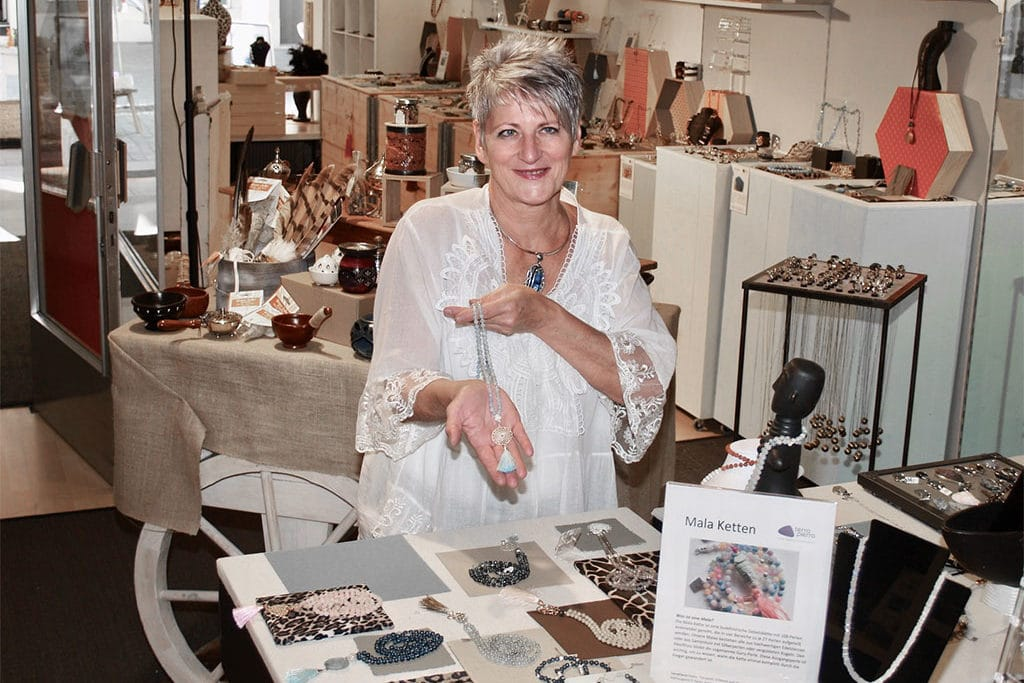 Esther Suter von TerraPierra in Aarau   Landanzeiger-Shopping