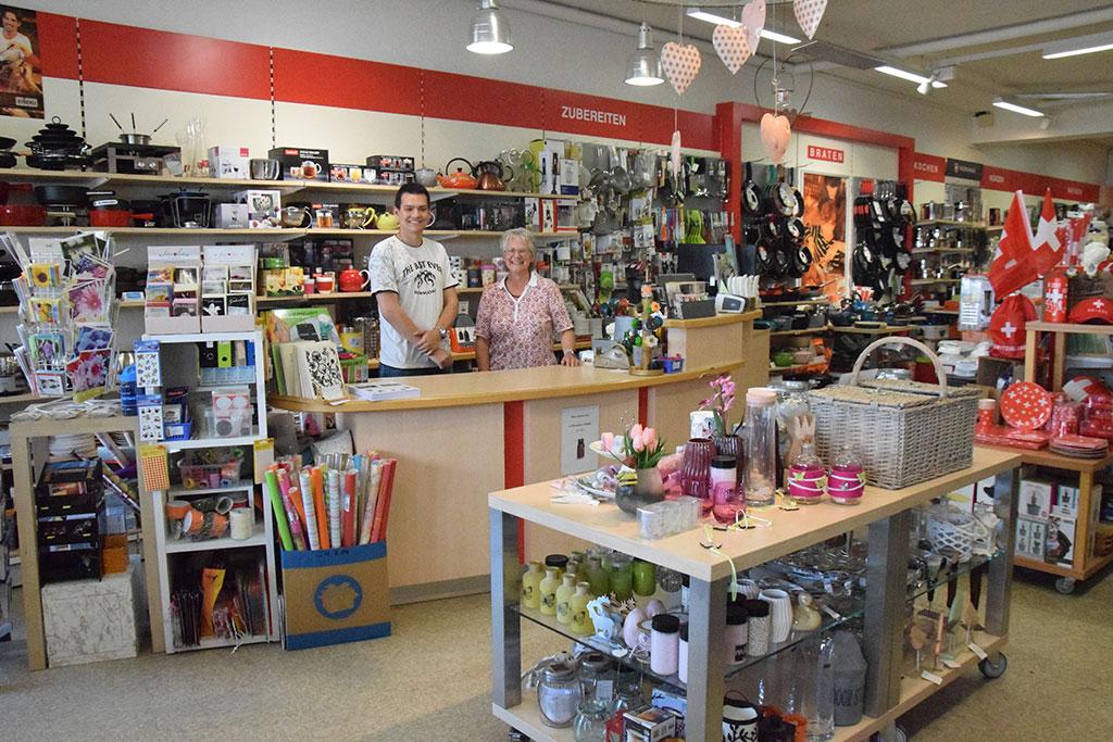 Robert Jost AG Suhr Haushaltwaren | Landanzeiger-Shopping