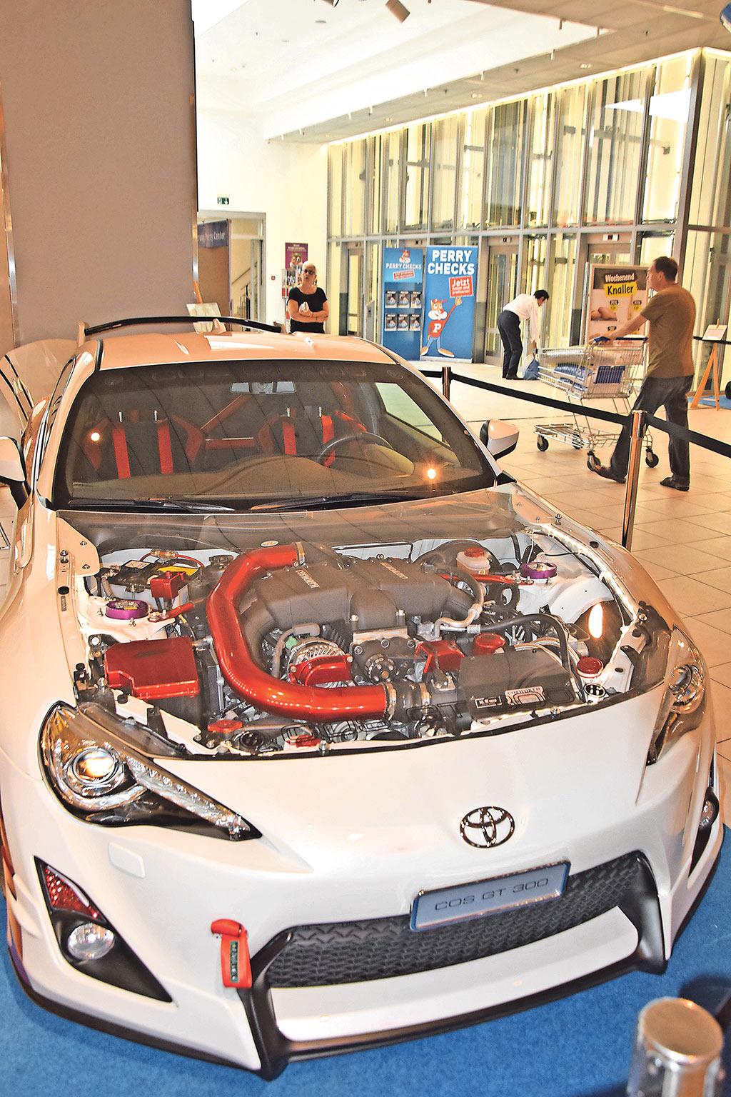 Toyota GT 86 aus der Garage Frei Unterentfelden | Der Landanzeiger