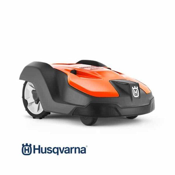 Rasenroboter Husqvarna | Lüscher Landtechnik, Muhen