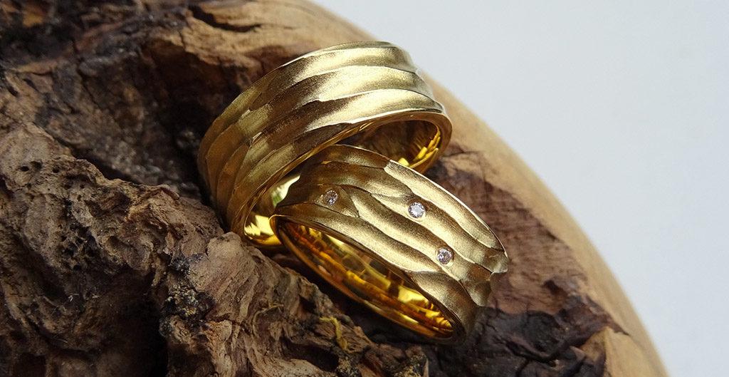 Ringe von Chalet d'Or in Rombach | Schmuckdesign