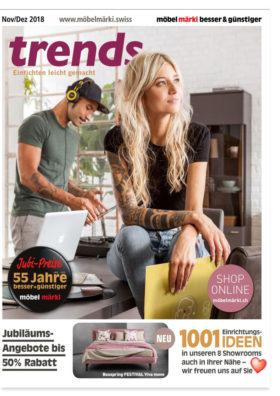 Möbel Märki Trends Nov/Dez 2018   Landanzeiger-Shopping