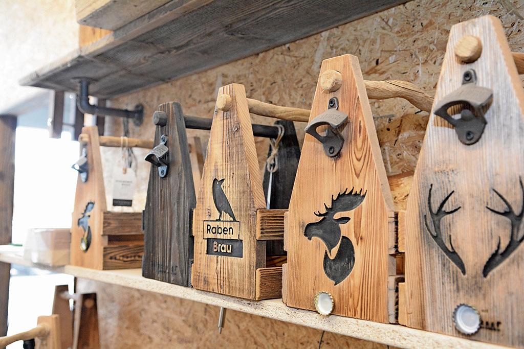 Beer-Carrier der Manufaktur Holzstangl | Landanzeiger-Shopping