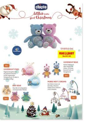 Mac Baby Buchs Weihnachtskatalog Chicco   Landanzeiger-Shopping