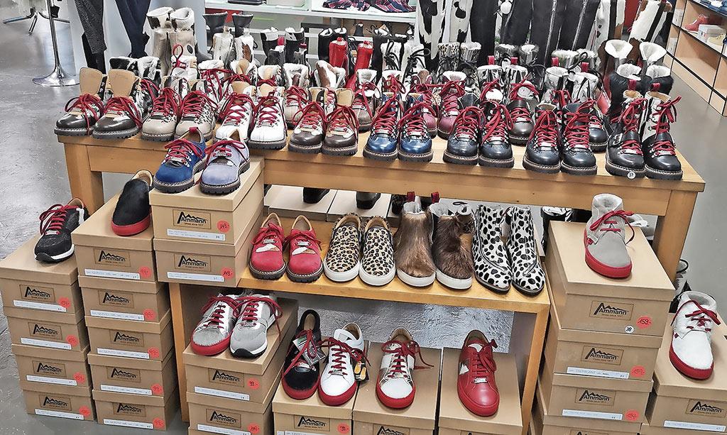 Ammann-Schuhe in grosser Auswahl | Landanzeiger-Shopping
