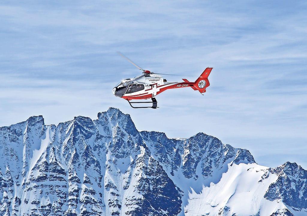 Swiss Helicopter Gutscheine | Landanzeiger-Shopping