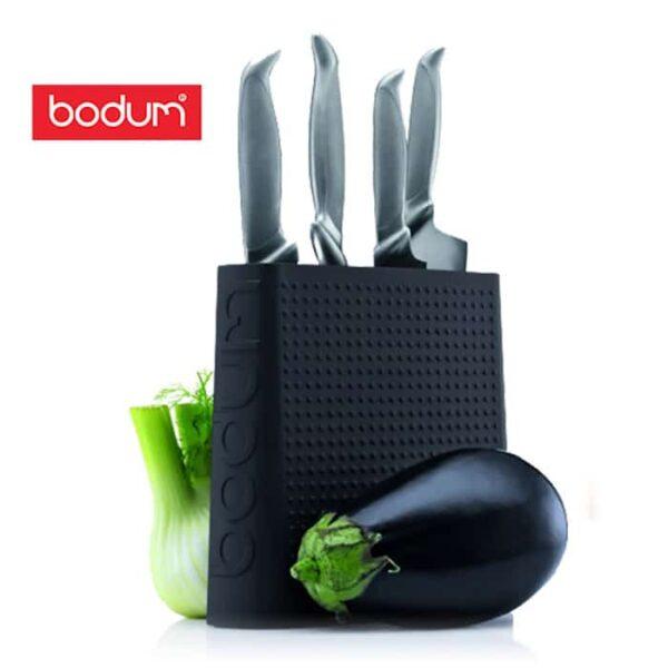 Bodum Messer im Block   Landanzeiger-Shopping