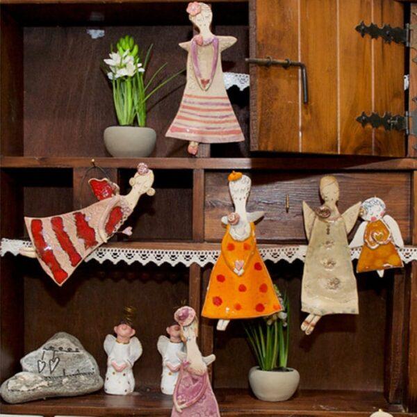 Engeldamen Keramik | Landanzeiger-Shopping