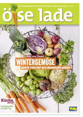 «öise lade» Volg-Magazin Januar 2019 | Landanzeiger-Shopping