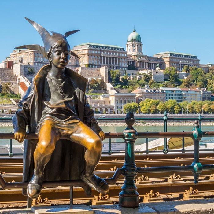 Budapest, Puszta, Donau   Landanzeiger-Shopping