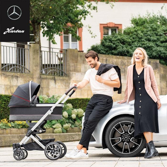 Hartan Kinderwagen Mercedes-Benz | Landanzeiger-Shopping