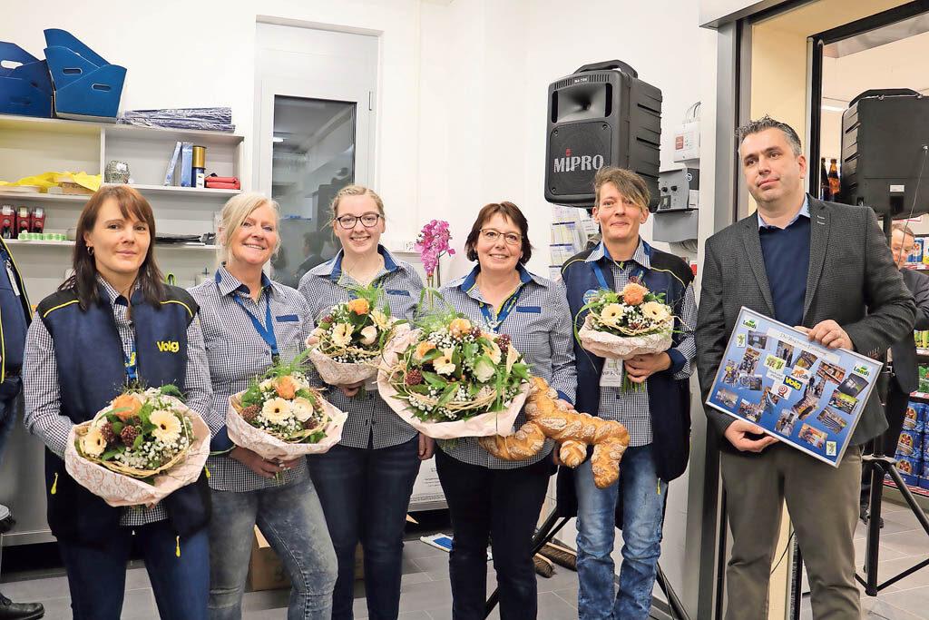 Volg Team Oberentfelden | Landanzeiger-Shopping