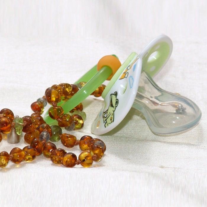 Bernsteinketten für Babys zum Zahnen | Landanzeiger-Shopping