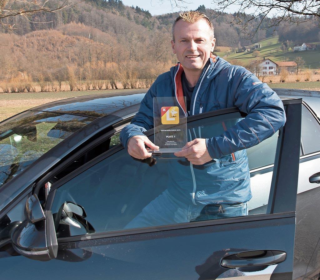 Andy Aebischer Fahrlehrer | Landanzeiger-Shopping