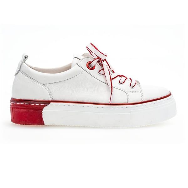 Sneaker rot/weiss Gabor | Landanzeiger-Shopping