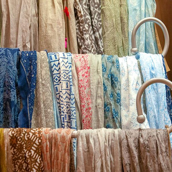 Schals aus Baumwolle | Landanzeiger-Shopping