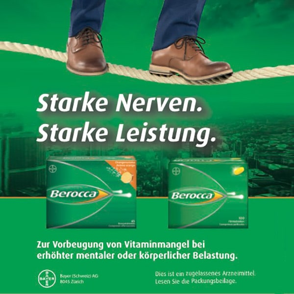 Berocca Aktion | Landanzeiger-Shopping