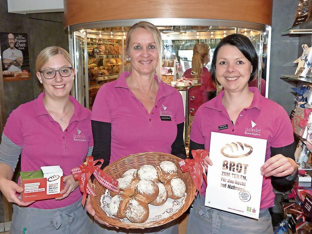 Bäckerei Leutwyler Zofingen, Küttigen | Landanzeiger-Shopping