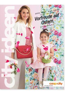 Osterprospekt Coop City Aarau   Landanzeiger-Shopping
