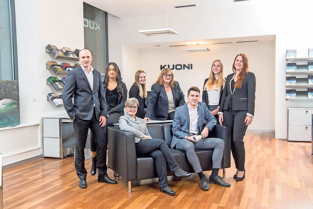 Team Kuoni Aarau | Landanzeiger-Shopping