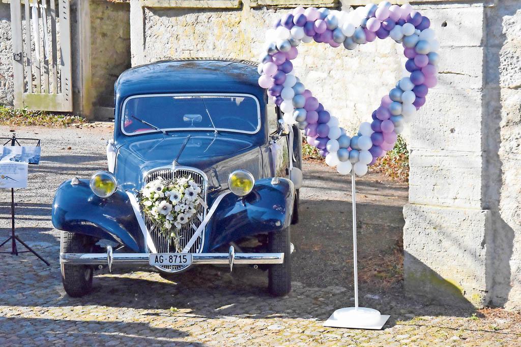 Hochzeitsmesse Lenzburg 2019 | Landanzeiger-Shopping