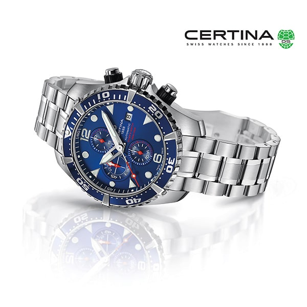 Certina Action Diver Chronograph | Landanzeiger-Shopping