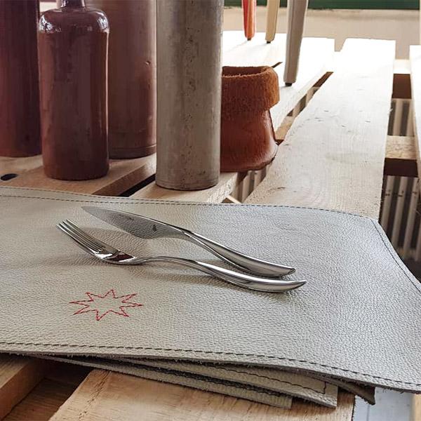 Tischsets aus Leder |Landanzeiger-Shopping
