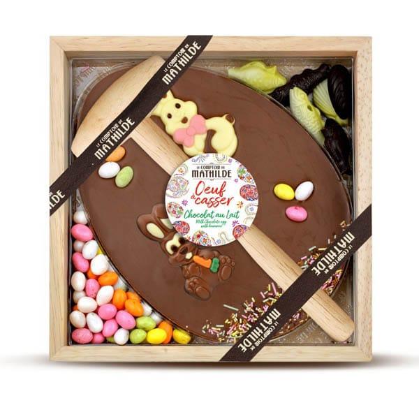 Milchschokolade-Ei zum zerschlagen   Landanzeiger-Shopping
