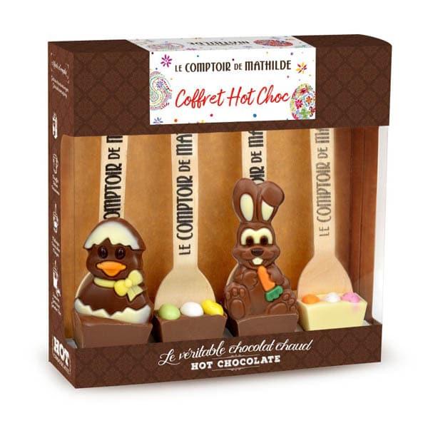 Coffret Hot Choc - Heisse Schokolade  Landanzeiger-Shopping