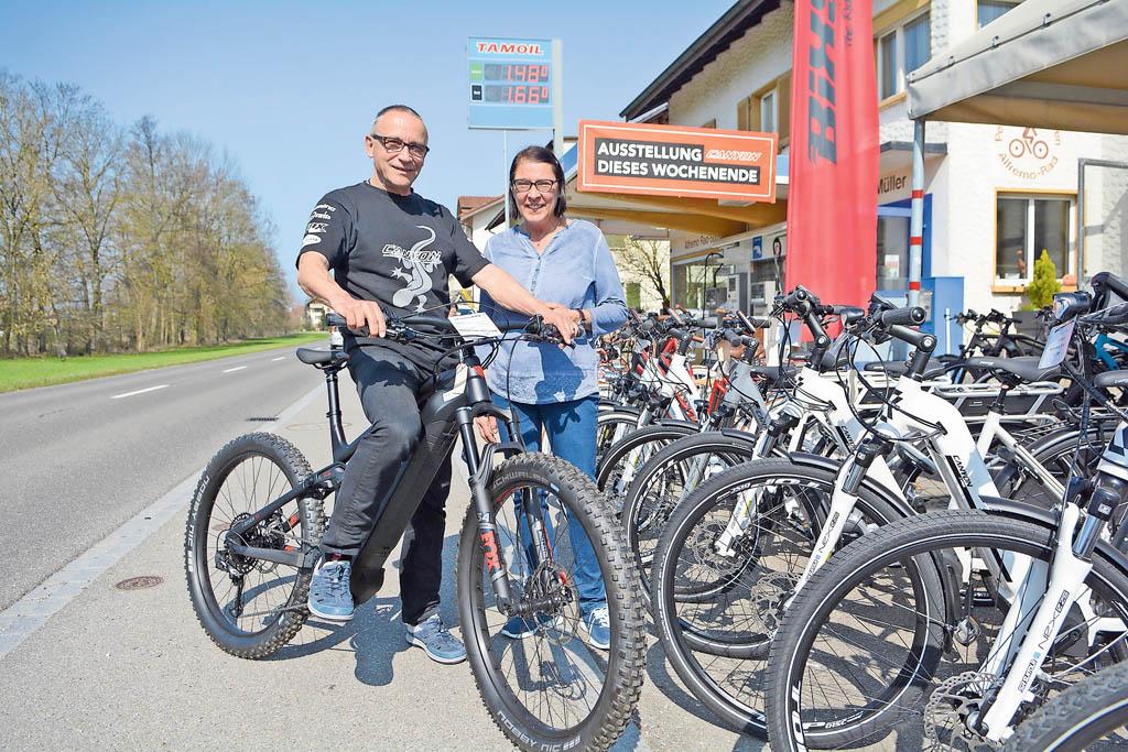 Alfremo Bike Frühlingsausstellung 2019   Landanzeiger-Shopping