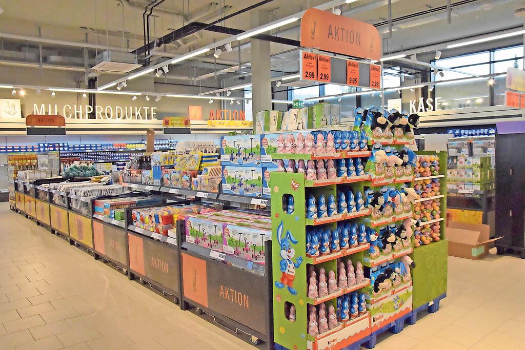 Lidl neu in Aarau | Landanzeiger-Shopping