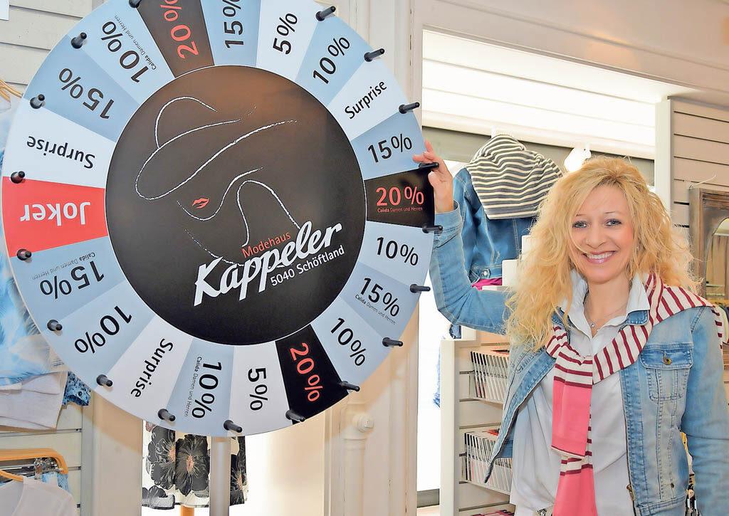 Modeapéro Modehaus Kappeler | Landanzeiger-Shopping