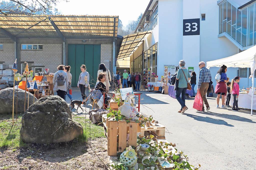 Frühlingsmarkt im Rüetschihaus | Landanzeiger-Shopping