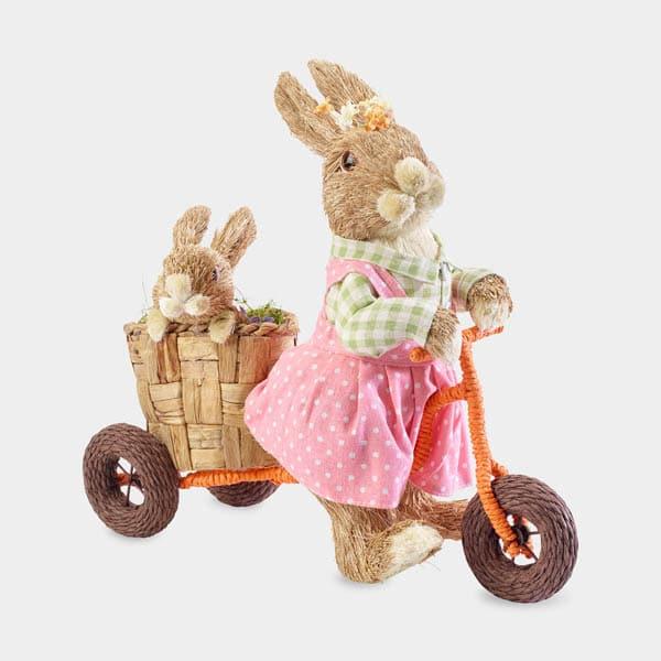 Oster-Bunny Rad   Landanzeiger-Shopping