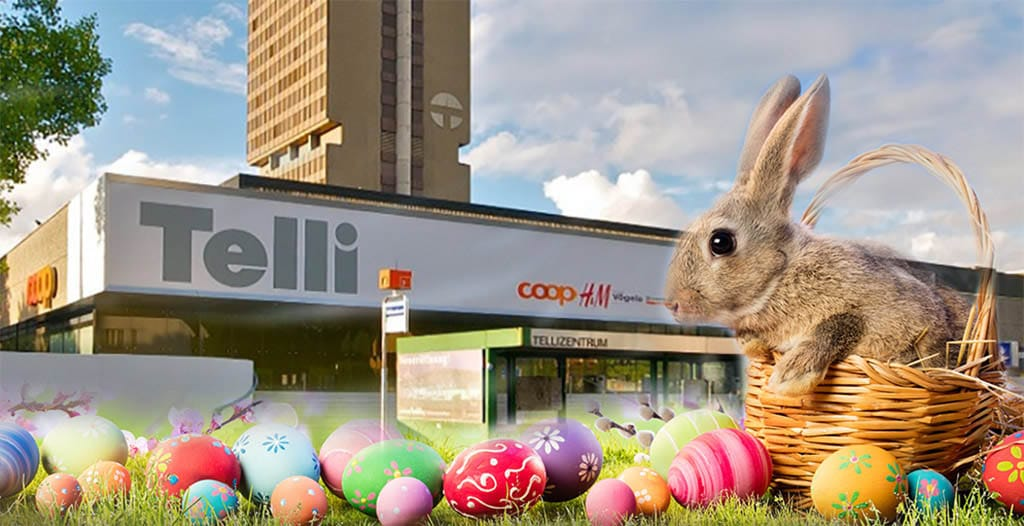 Ostern im Telli Einkaufszentrum   Landanzeiger-Shopping