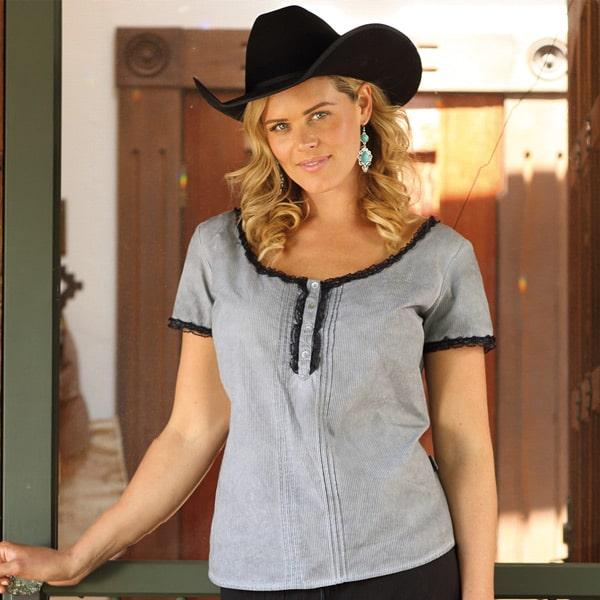 Western-Bluse Gina | Landanzeiger-Shopping