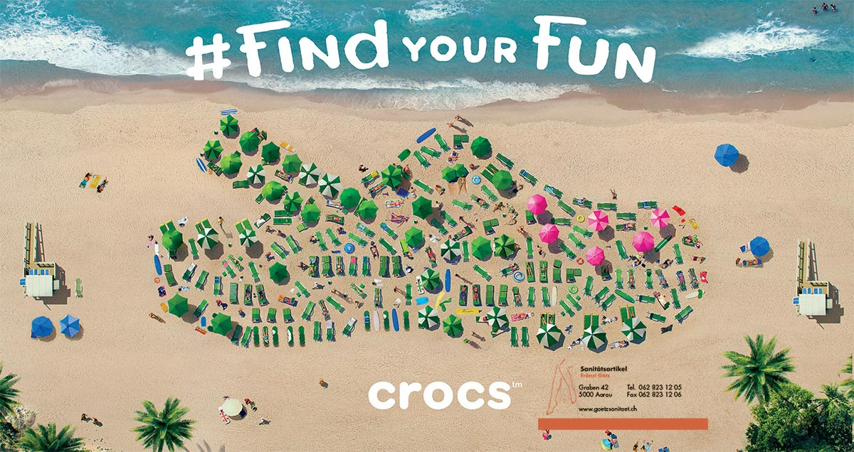 Crocs Find your Fun | Landanzeiger-Shopping