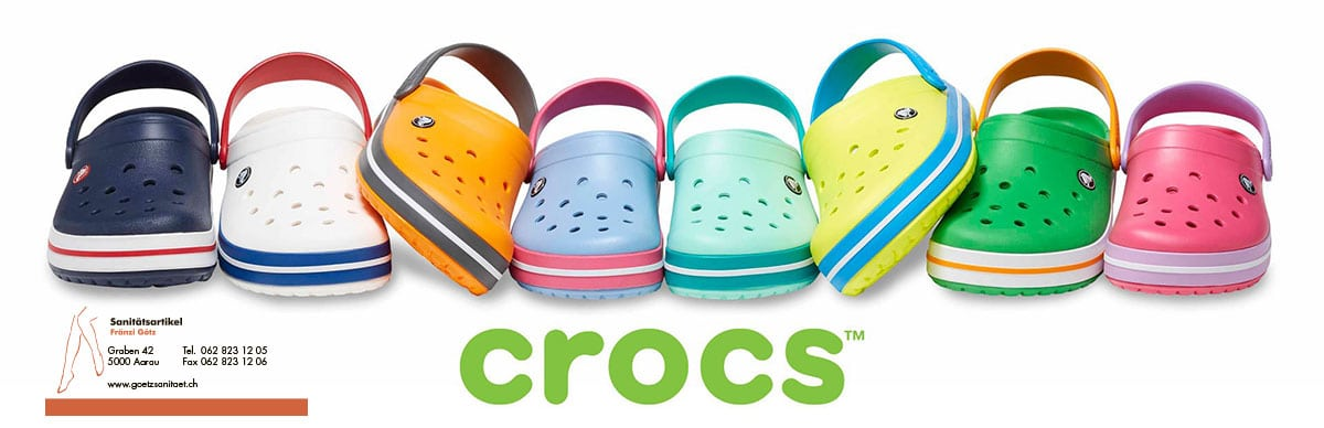Crocs Aarau   Landanzeiger-Shopping