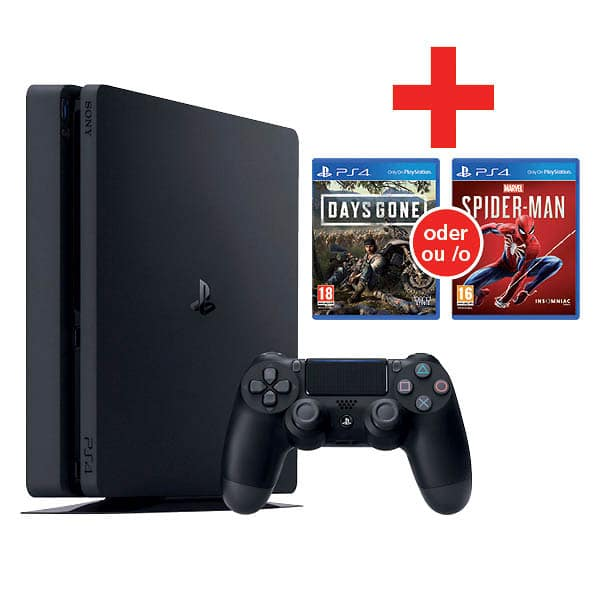 Sony PS4 1 TB inkl. 1 Game | Landanzeiger-Shopping