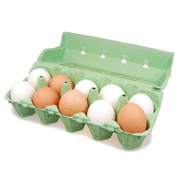 Eier 10 Stück Bio   Landanzeiger-Shopping