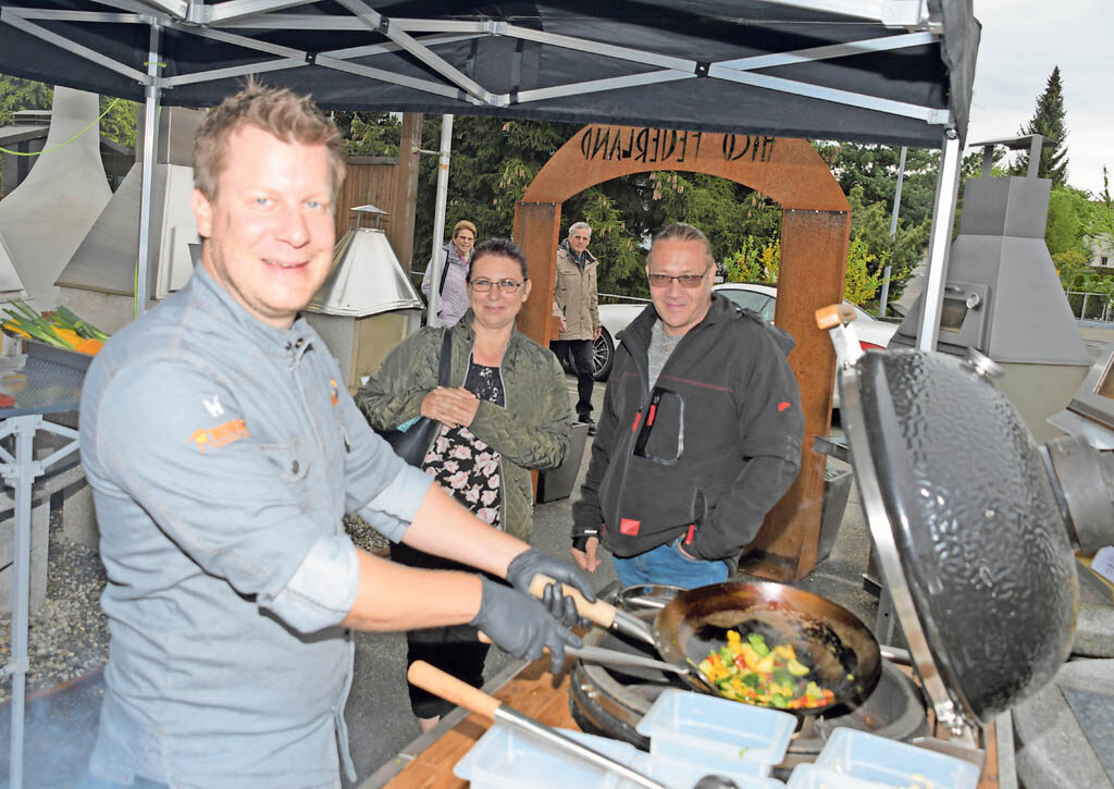 Grill-Event Mai 2019 Hico Feuerland | Landanzeiger-Shopping