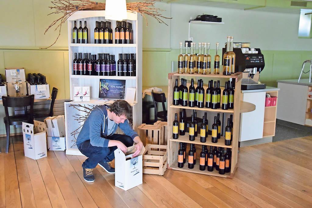 Schlosswein Biberstein 2018   Landanzeiger-Shopping