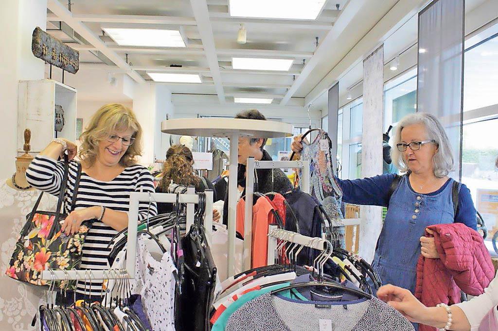 Frühlingsapéro bei Schickeria Secondhand   Landanzeiger-Shopping