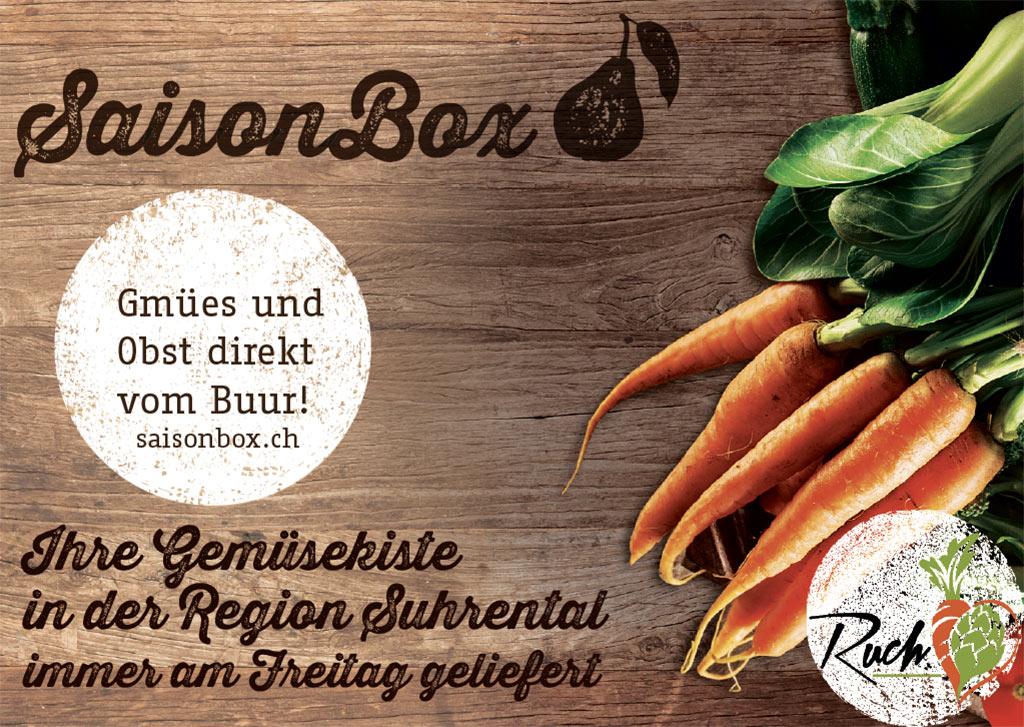 Saisonbox Suhrental frisches Gemüse | Landanzeiger-Shopping