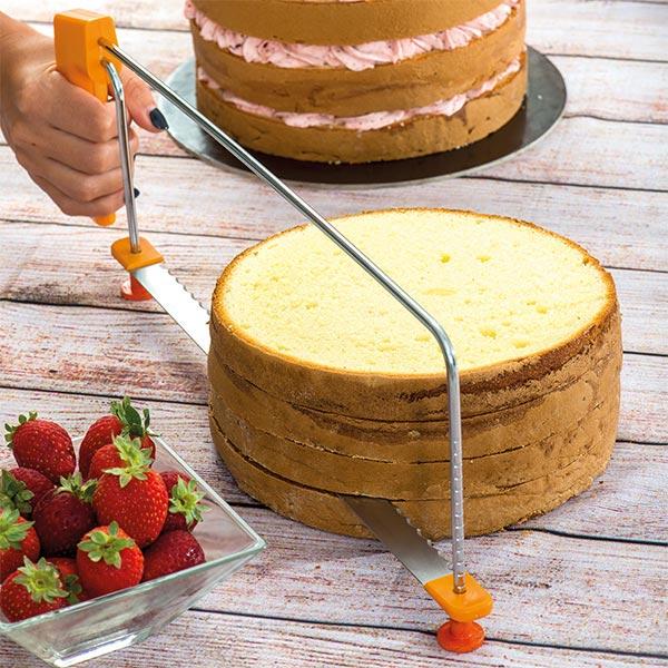 Tortensäge / Tortenmesser   Landanzeiger-Shopping
