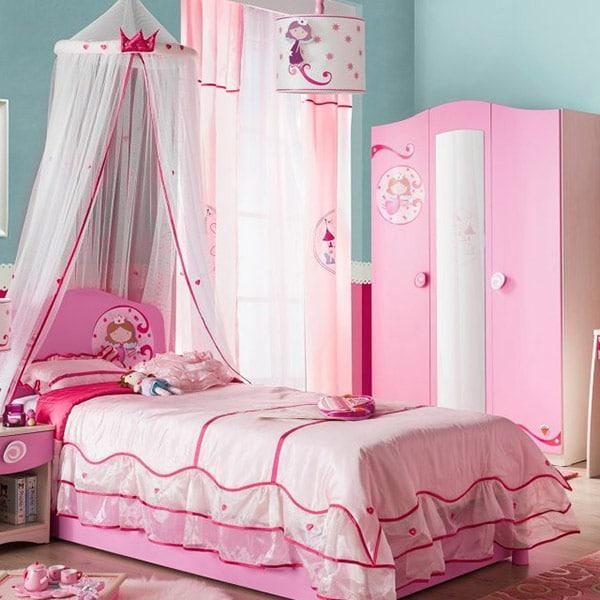 Princess Kinderzimmer-Set von Panda Möbel | Landanzeiger-Shopping