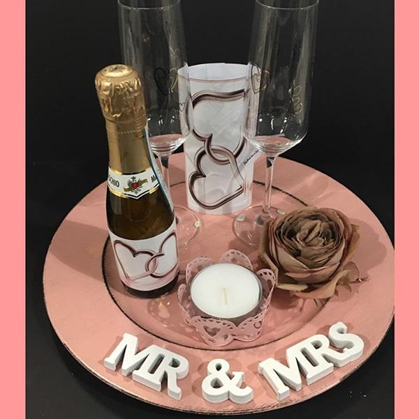 Dekoteller für Hochzeit | Landanzeiger-Shopping