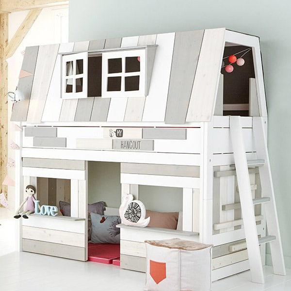 Abenteuer Kinderbett Hangout von Panda Möbel | Landanzeiger-Shopping
