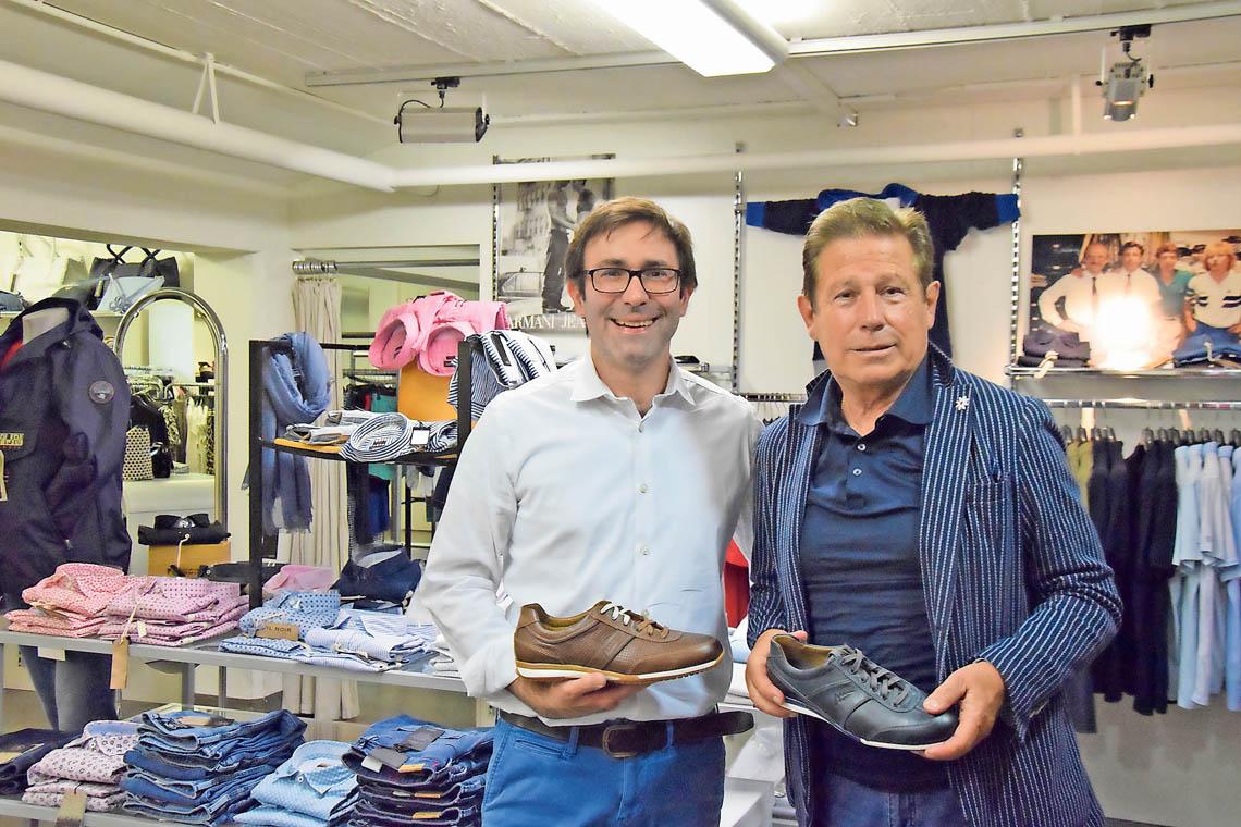 Neue Ammann Herren Sneakers | Landanzeiger Shopping