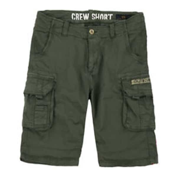 Alpha Industries Shorts Olive | Landanzeiger-Shopping
